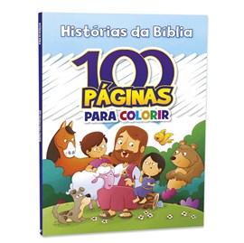 100 Páginas para Colorir | Histórias da Bíblia