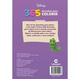 365 Desenhos Para Colorir Disney Meninas