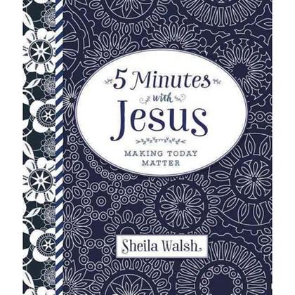 5 Minutos com Jesus | Sheila Walsh