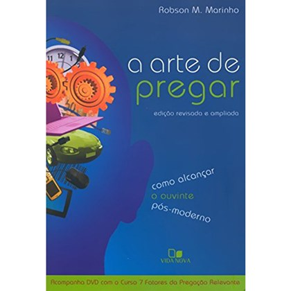 A Arte De Pregar    Robson M. Marinho