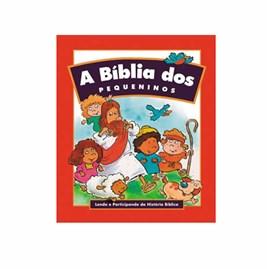 A Bíblia dos Pequeninos | NTL Letra Normal | Capa Ilustrada