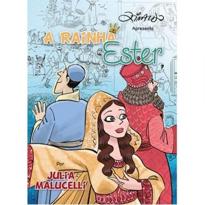 A Rainha Ester | Para Meninos