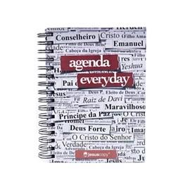 Agenda Cruz Jesus Copy | Permanente | Capa Dura