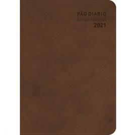 Agenda executiva 2021 | Capa Luxo Marrom
