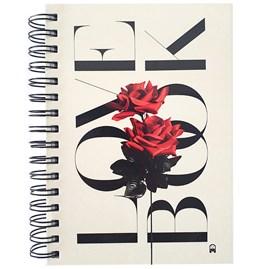 Agenda Permanente Love Book Rosa