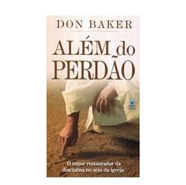 Além do Perdão | Don Baker