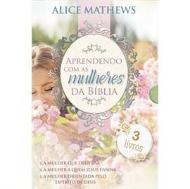 Aprendendo com as mulheres da Bíblia | Slipcase