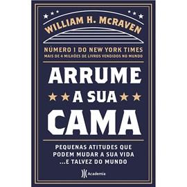 Arrume a Sua Cama | William McRaven