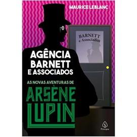 Arsene Lupin Agência Barnett e Associados | Maurice Leblanc
