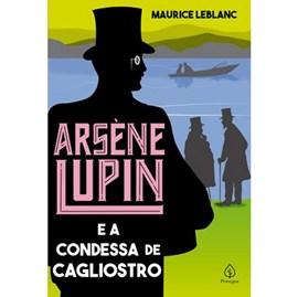 Arsene Lupin e a condessa de Cagliostro | Maurice Leblanc