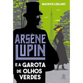 Arsene Lupin e a garota de olhos verdes