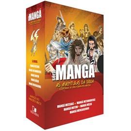 As Aventuras da Bíblia | Box Série Mangá