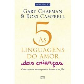 As Cinco Linguagens do Amor das Crianças | Gary Chapman