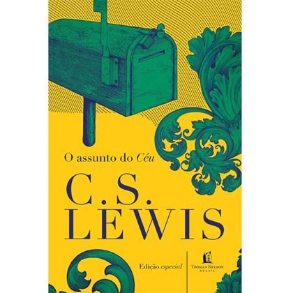 Assunto do Céu   C. S. Lewis
