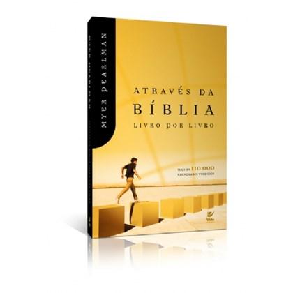 Através da Bíblia Livro por Livro | Myer Pearlman