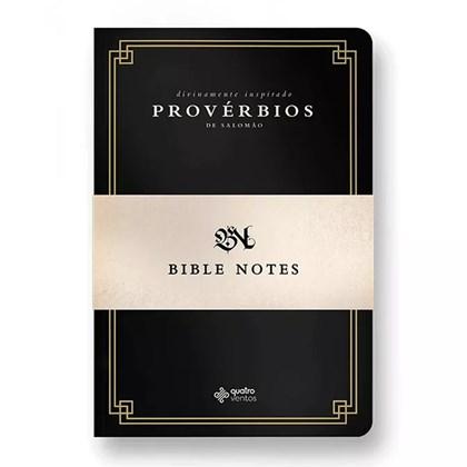 BIBLE NOTES | Provérbios de Salomão
