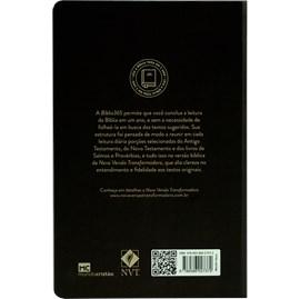 Bíblia 365 Clássica | NVT | Letra Normal | Capa Dura