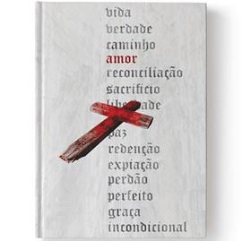 Bíblia a Cruz é | NAA | Letra Normal | Capa Dura