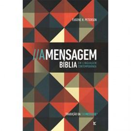 Bíblia - A Mensagem | Mosaico Brochura