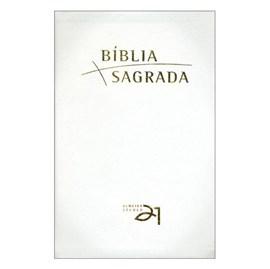 Bíblia Almeida Século 21 | A21 | Letra Normal | Recouro Branco  C/ Referências Cruzadas