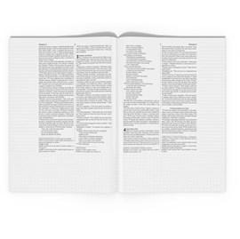 Bíblia Anote Coração | NVI | Letra Normal | Com Espaço Para Anotações Capa Soft-touch