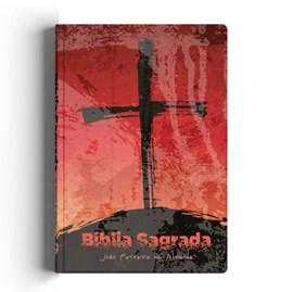 Bíblia ARC Cruz | Letra Normal | Capa Dura