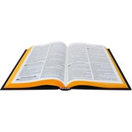 Bíblia ARC | Leão | Harpa Cristã | Capa Dura