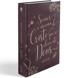 Bíblia Aroma de Cristo | NVT Letra Grande | Capa Dura