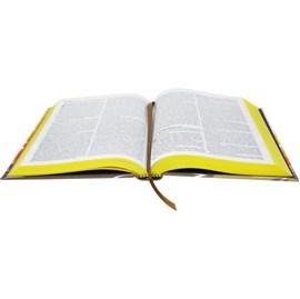 Bíblia Arte Abraço | Letra Normal NAA | Capa Dura