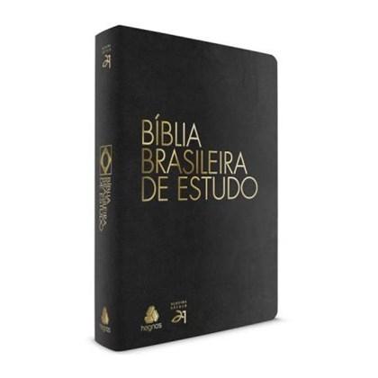 Bíblia Brasileira De Estudo | Capa Preta