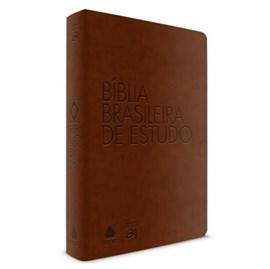 Bíblia Brasileira de Estudo | Marrom