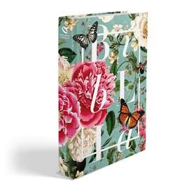 Bíblia Buque de Flores Tiffany | NAA | Letra Normal | Capa Dura