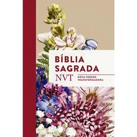 Bíblia Buquê | NVT | Letra Normal | Capa Brochura