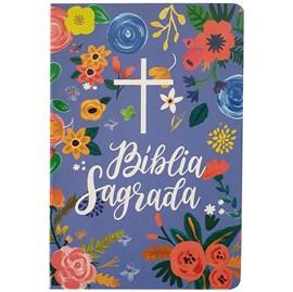 Bíblia Céu Azul | NVT | Letra Normal | Capa Dura