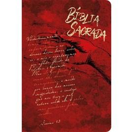 Bíblia Chagas de Cristo | ACF | Letra Grande | Capa Dura Soft Touch