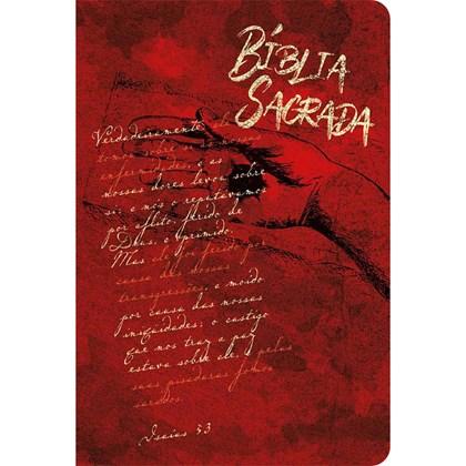 Bíblia Chagas de Cristo   ACF   Letra Grande   Capa Dura Soft Touch