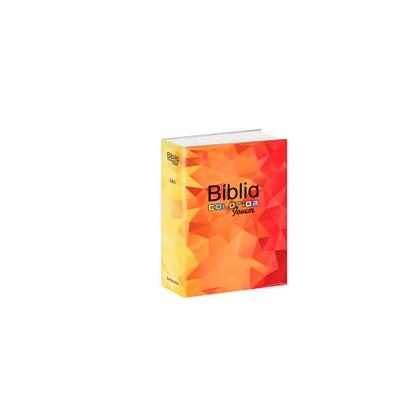 Bíblia Colorida Jovem - Mosaico