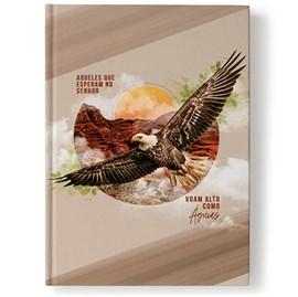 Bíblia Como Águia   NAA   Letra Normal   Capa Dura