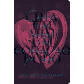 Bíblia Coração Puro | NVT | Letra Normal | Capa Dura