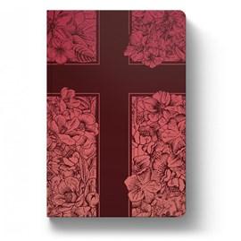 Bíblia Cruz Cerejeira | ACF | Letra Grande | Capa Dura Soft Touch