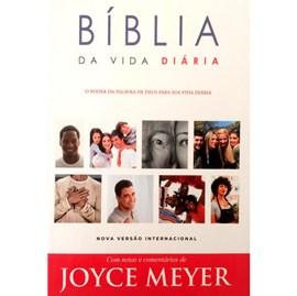 Bíblia Da Vida Diária Joyce Meyer | NVI
