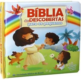 Bíblia de Descobertas para os Pequenos | TNL Letra Normal | Capa Ilustrada