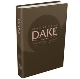 Bíblia de Estudo Dake - Marrom