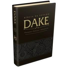 Bíblia de Estudo Dake - Preta
