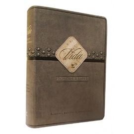 Bíblia de Estudo Vida | ARA  | Capa Luxo