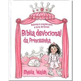 Bíblia Devocional da Princesinha | Sheila Walsh