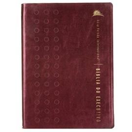 Bíblia do Executivo | NVI Letra Normal | Capa Vinho