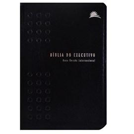 Bíblia do Executivo | NVI Letra Normal | Preta Luxo