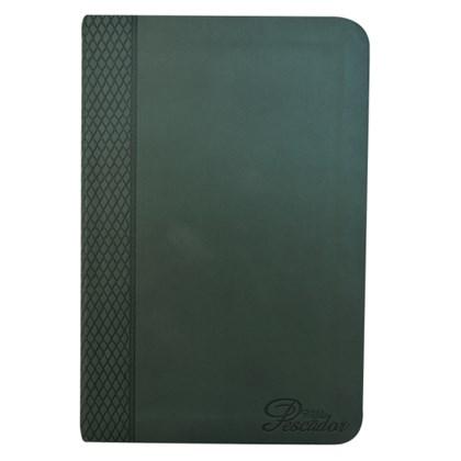 Bíblia do Pescador   Letra Grande   NVI   Capa Verde