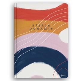 Bíblia Dunamis Artística | NAA | Letra Normal | Capa Soft Touch